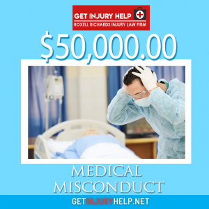 medical misconduct